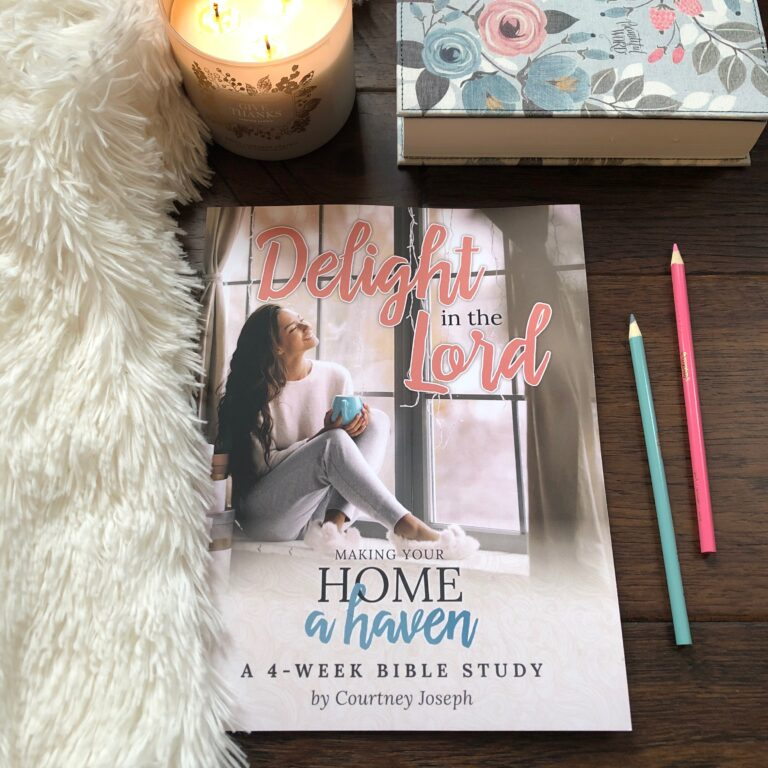 Introducing the 11th Annual Making Your Home a Haven Bible Study