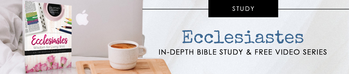 Ecclesiastes In-Depth Study