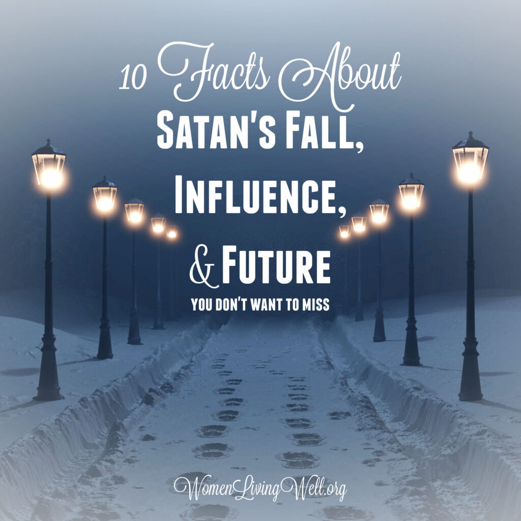 When we think about the first sin, we usually think about Adam and Eve in the Garden of Eden. But before Adam sinned, there was the fall of Satan. In the book of Genesis, the serpent is already IN the garden. Satan was already a fallen angel but Genesis does not explain how he fell. So let's take a look at Satan's Fall, Influence and Future together. #Biblestudy #Isaiah #WomensBibleStudy #GoodMorningGirls