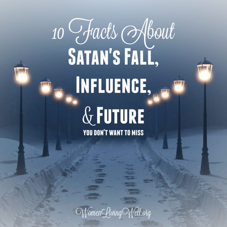 10 Facts about Satan's fall, influence and future