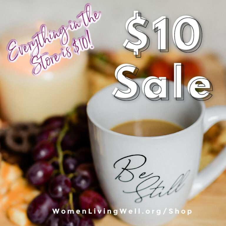 EVERYTHING IN THE STORE IS $10 {+ A BONUS $5 SALE!}