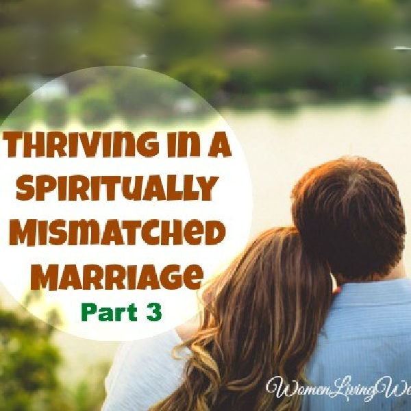 Who is the Spiritual Leader in a Mismatched Marriage?