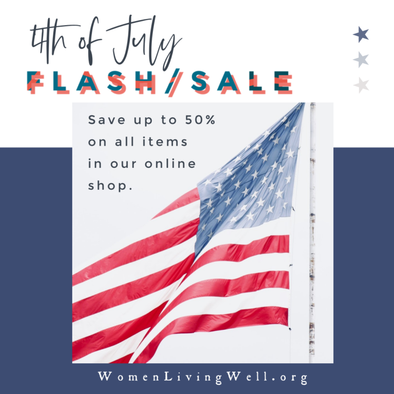 4th of July Sale! EVERYTHING IN THE STORE IS $7 or Less!