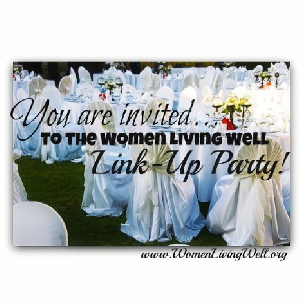 Giving Thanks & WLWW Monthly Link-Up Party