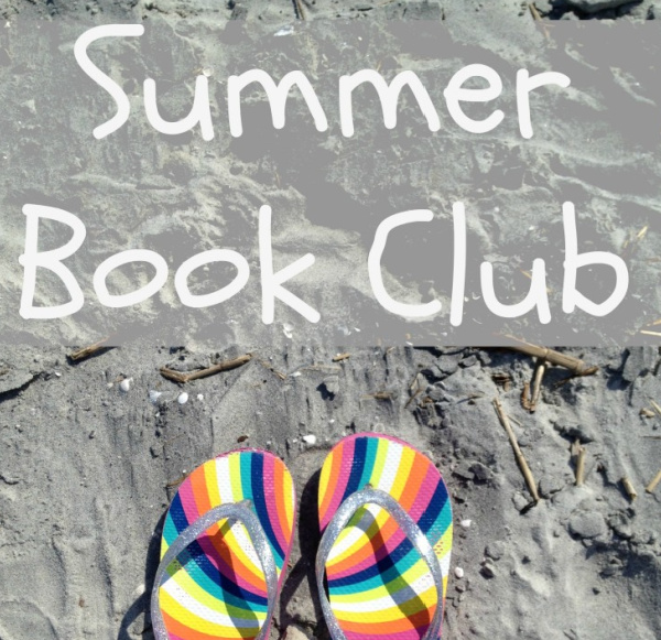 My Vacation Pictures and A Summer Book Club!