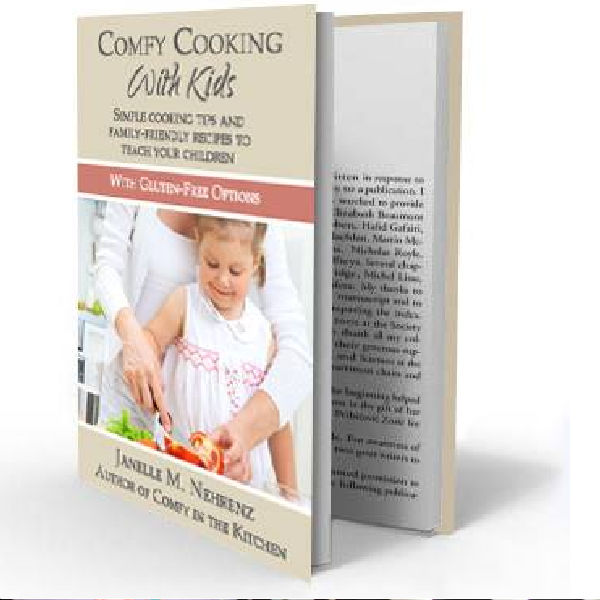 Comfy Cooking With Kids