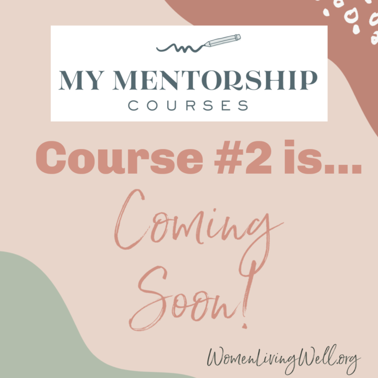 Course #2 Is Coming Soon…
